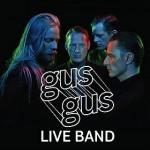 GusGus Live Band