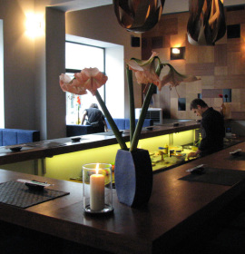 Restauracja Musso Sushi