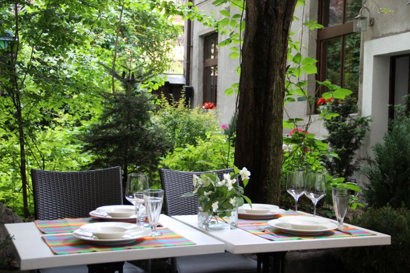 Restauracja Zielona Kuchnia W Krakowie
