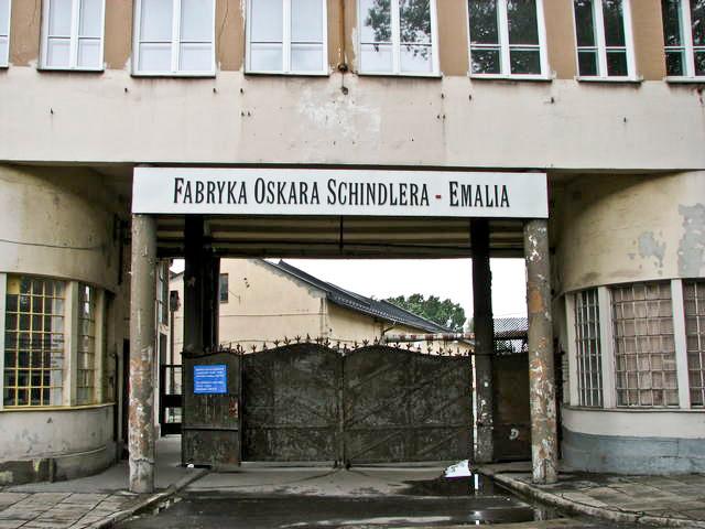 fabryka schindlera krakowfun