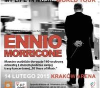 Ennio Morricone w Krakowie